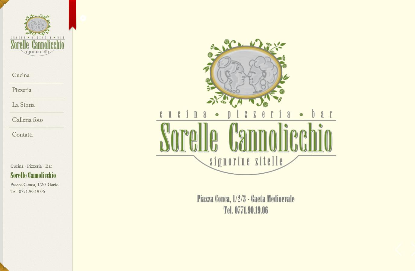 Sorelle Cannolicchio