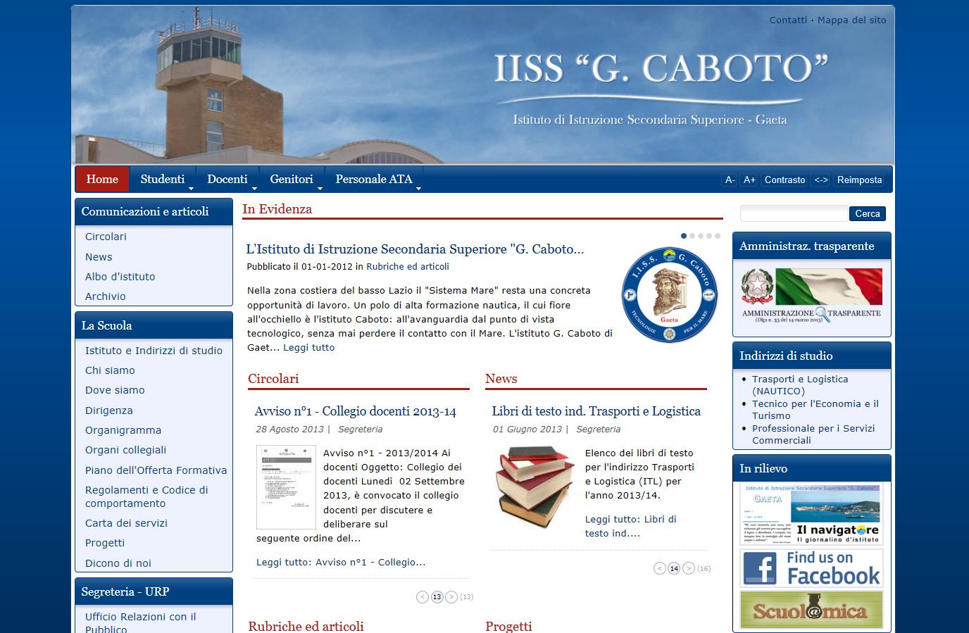 I.I.S.S. G. Caboto