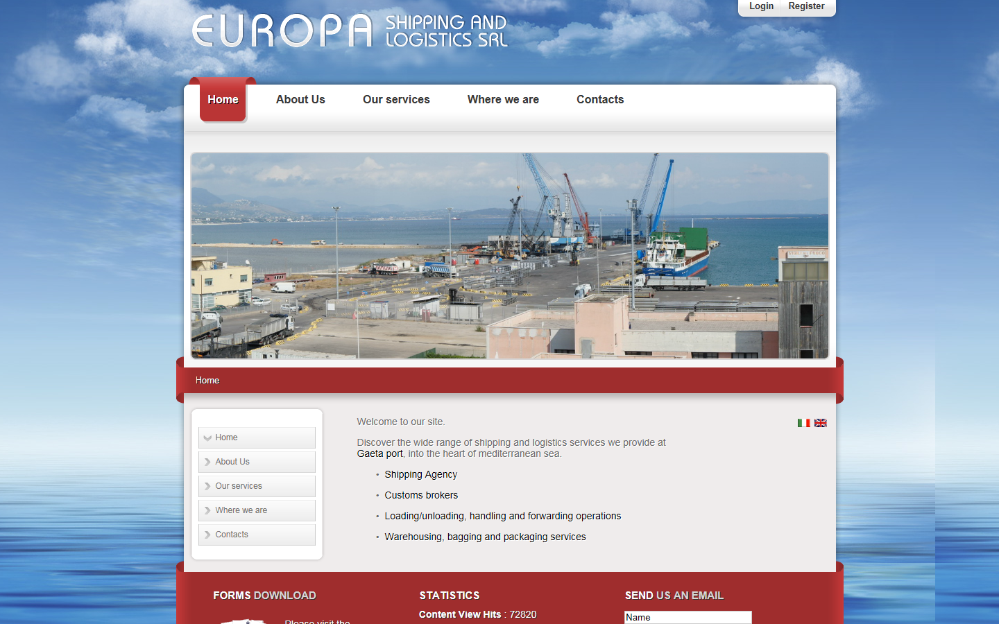 Europa Shipping and Logistics